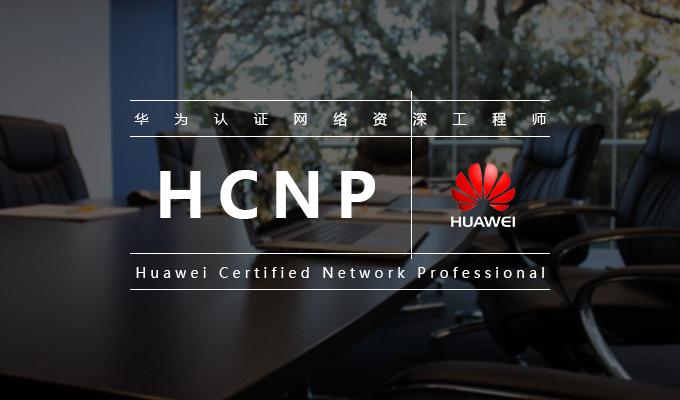 2019年2月26日HCIP计划开班