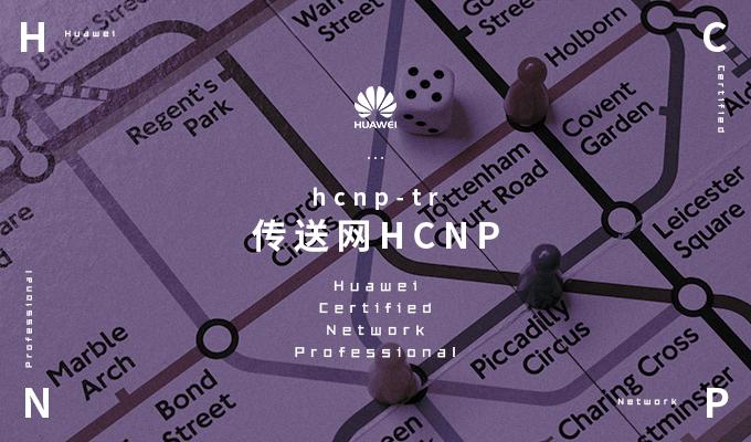 2019年4月3日HCIP计划开班