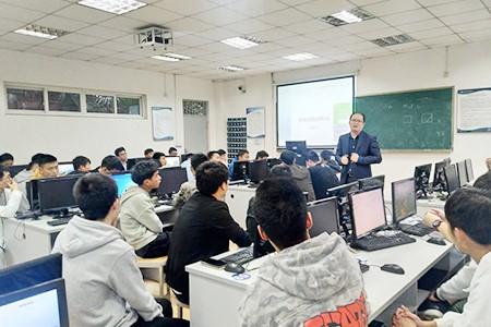 ICT订单班大学生优就计划现场宣讲