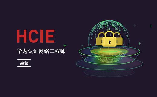 2020年6月13日华为HCIE开班
